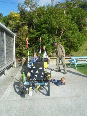 NZ: Orewa (Photo: Angela)