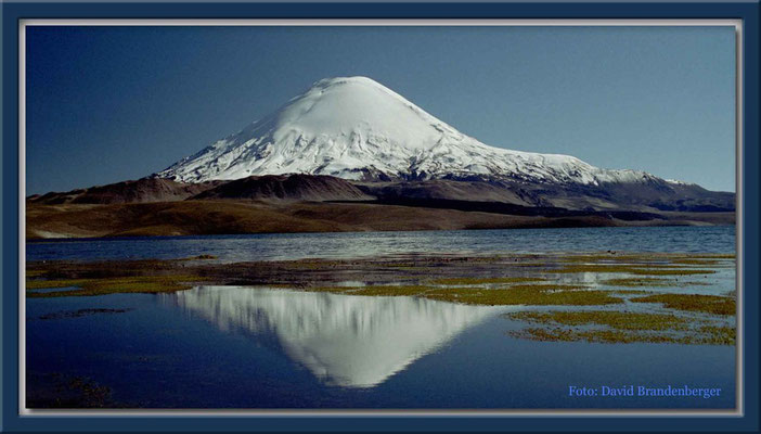 78.Vulkan Parinacota,Chile