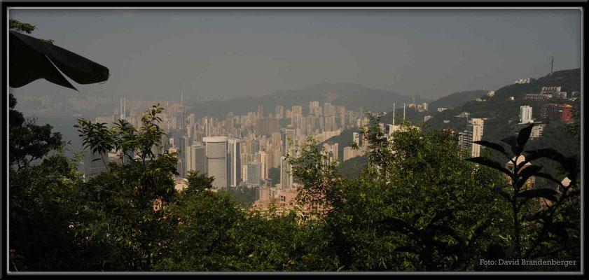 C2602 Hong Kong Victoria Peak