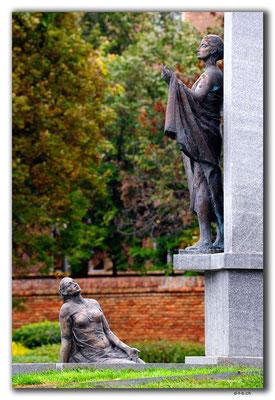 HU058.Hódmezövásarhely.Statue