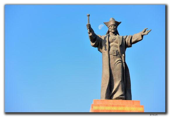 KZ0035.Shymkent.Baidibek-Monument