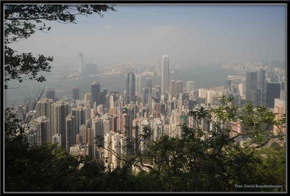 C2613 Hong Kong Victoria Peak