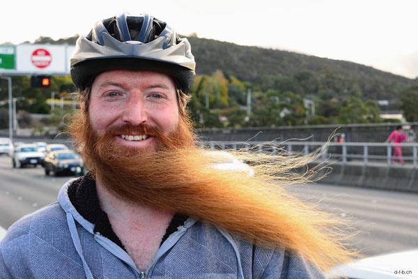 B076.Australien.Tasmanien.Hobart.4 year old beard