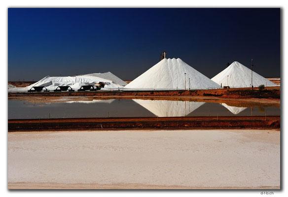 AU0290.Port Hedland,Rio Tinto Salt