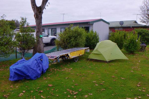 NZ: Solatrike wieder in Invercargill