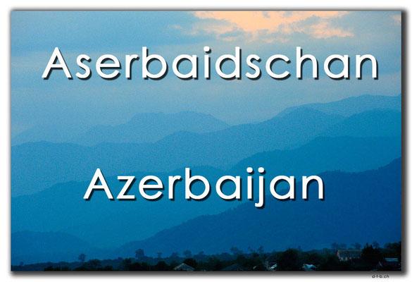 Fotogalerie Aserbaidschan / Photogallery Azerbaijan