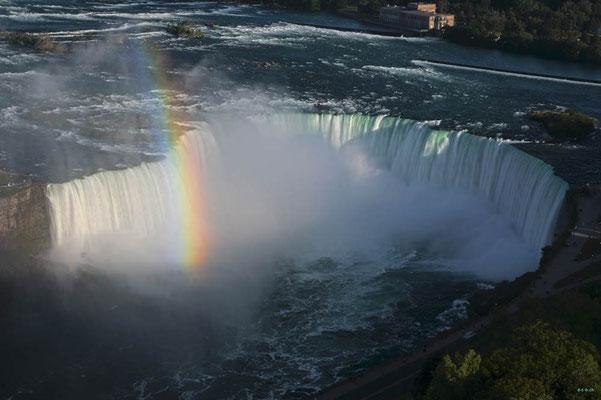 CA0367 Niagara Falls Rainbow