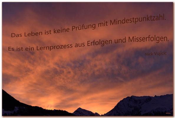 S0219.Wisshorn.Klosters.CH. Text: Nick Vujicic