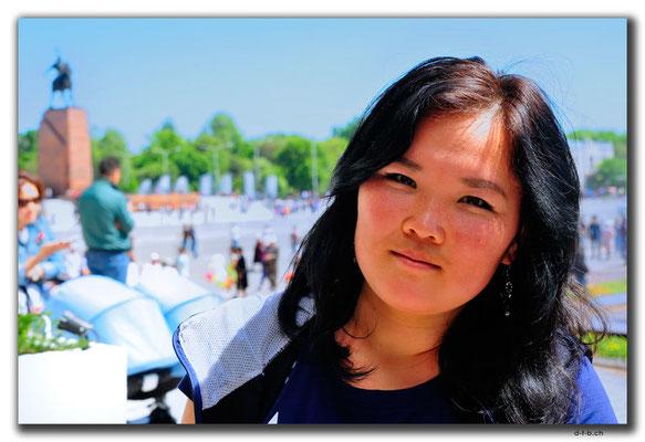 KG0179.Bishkek.Ala Too-Platz