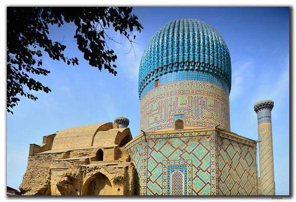 UZ0011.Samarkand.Amir Temur Mausoleum