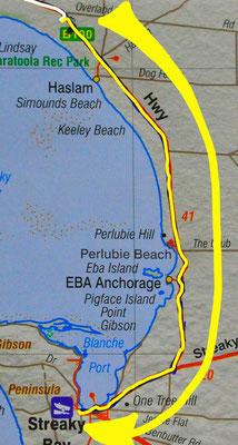 Tag 393: Haslam - Streaky Bay