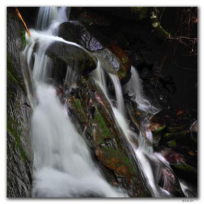 NZ0565.Anatoki Track.Waterfall