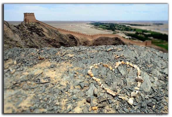 CN0129.Jiayuguan.Overhanging Great Wall