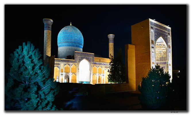 UZ0124.Samarkand.Amir Temur Mausoleum