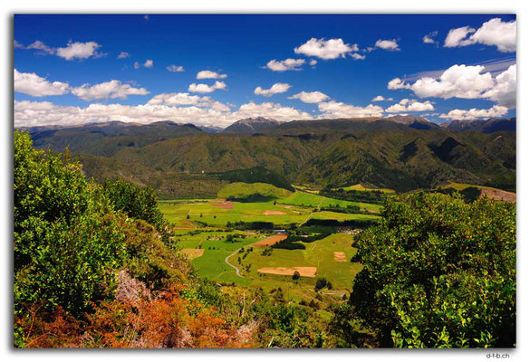 NZ0491.Takaka Hill. Lookout