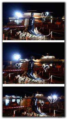 TR0494.Tasucu.Meerjungfrau-Statue