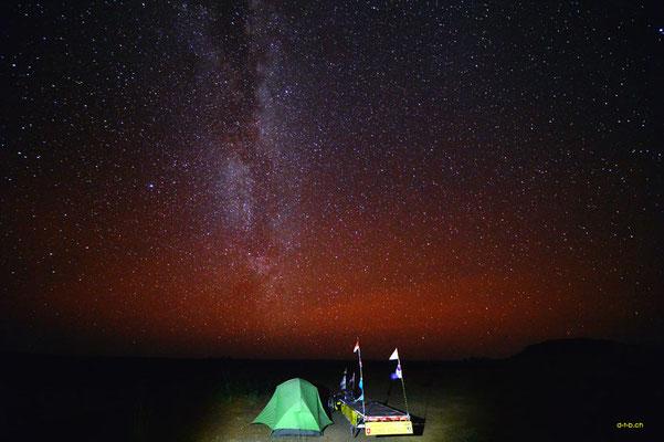AU: Solatrike unterm Sternenhimmel