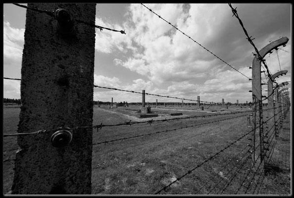 PL033.Birkenau.zerstörte Barraken