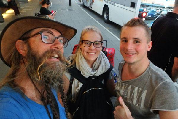 Australien mit Stefan und Irene