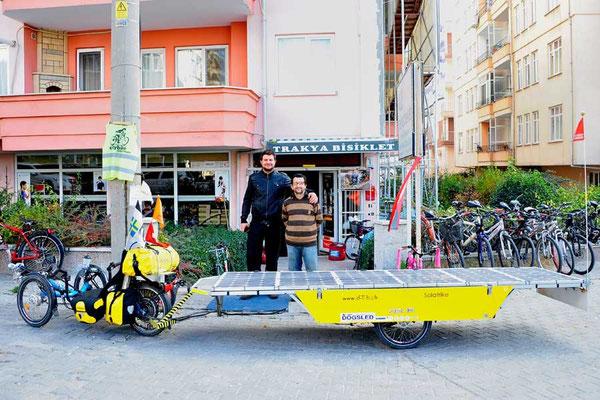 TR: Solatrike in Edirne