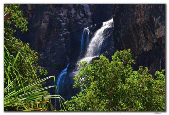 AU0050.Kakadu N.P.Gunlom Waterfall