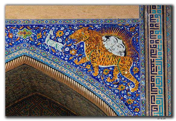 UZ0038.Samarkand.Registan.Sher Dor Medressa