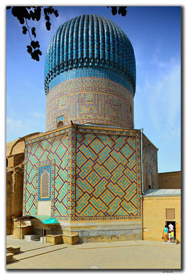 UZ0010.Samarkand.Amir Temur Mausoleum