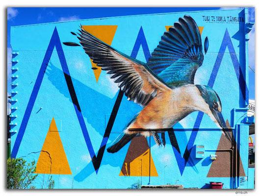 NZ0205.Whangarei.Tuia te muka tangata by Ch.&J.Williams
