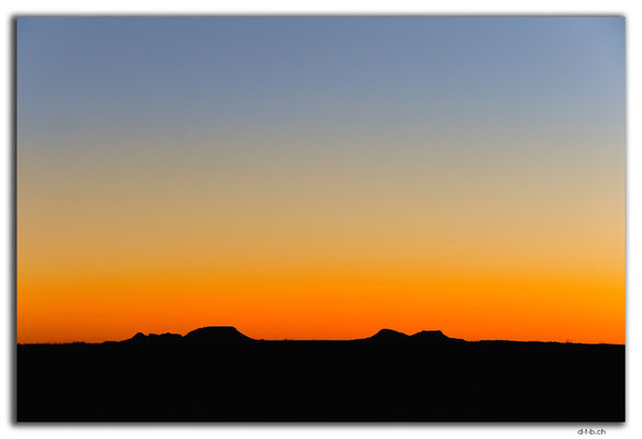 AU0276.Ord Range,Abend