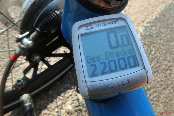 AU: Solatrike erreicht 22'000km
