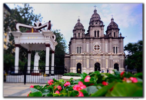 CN0369.Peking,Wangfujing Cathedral