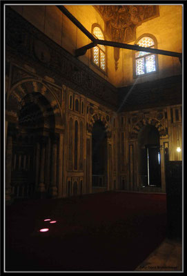 EG029.Sultan Hassan Moschee.Kairo