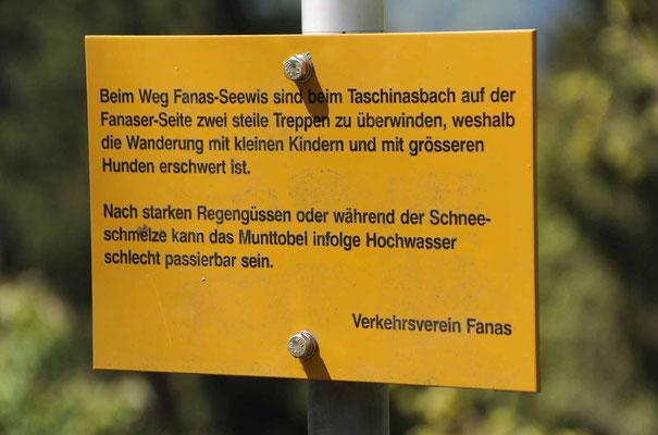 Schweiz, Fanas1