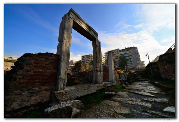GR0082.Thessaloniki.Roman Agora