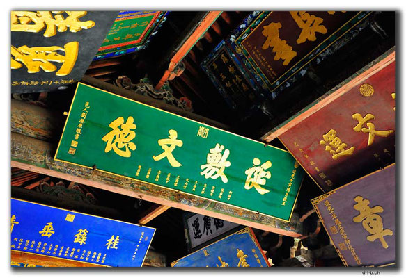CN0176.Konfuzius Tempel.Wuwei