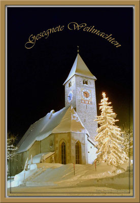 S0012,Kirche Klosters,CH
