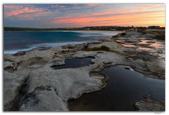 AU1669.Sydney.Evening at Maroubra