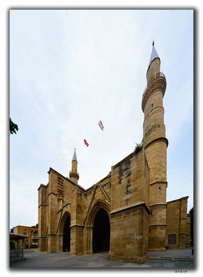 TR0529.Lefkosa.Selimiye Moschee