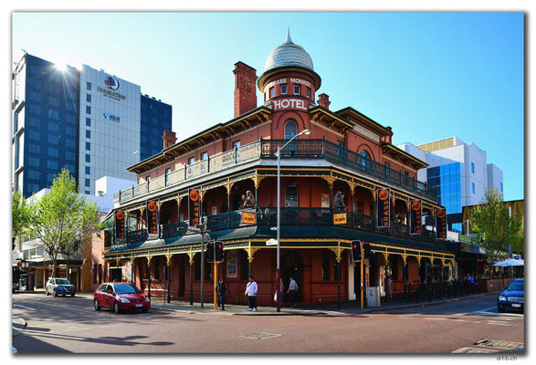 AU0639.Perth Brass Monkey Hotel