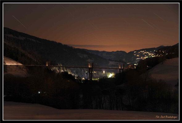 A0354.Sunnibergbrücke.Nacht,Klosters.CH