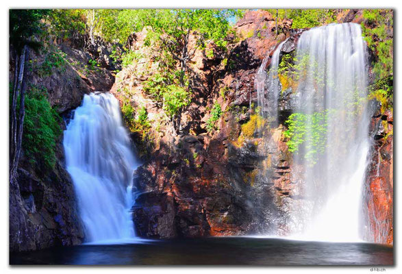 AU0082.Litchfield N.P. Florence Falls