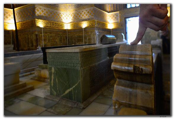 UZ0007.Samarkand.Amir Temur Mausoleum