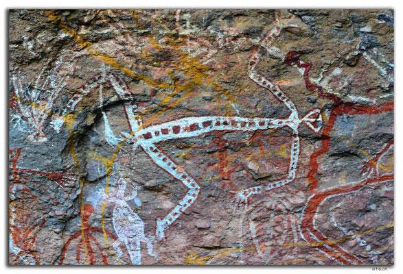 AU0029.Kakadu N.P. Nourlangie Rock
