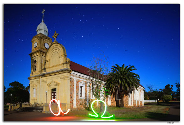 AU0634.New Norcia.Abbey Church