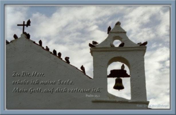S0032 Puerto Cruz.Teneriffa.Psalm 25.1