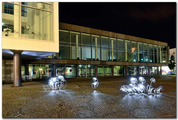 DE158 Ludwigshafen.Theater
