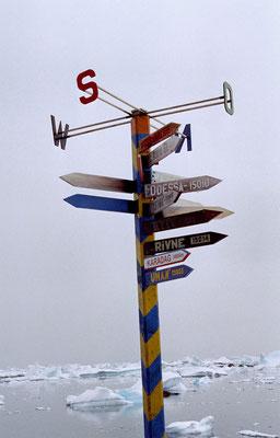 Antarktis.Vernadsky-Station (Ukraine)