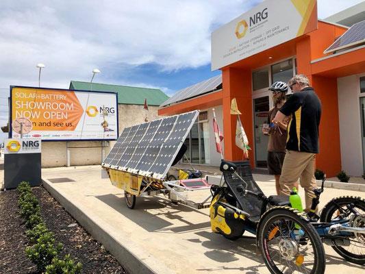 Australien.Adelaide. NRG Solar (Photo: NRG Solar)