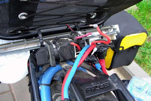 CZ: Defekte Schalter vom Solatrike
