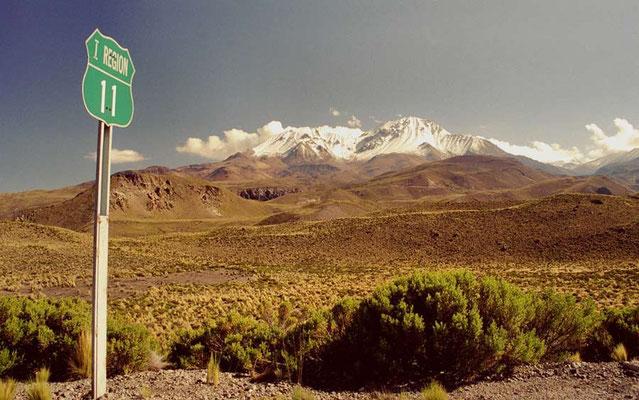 Chile.Putre